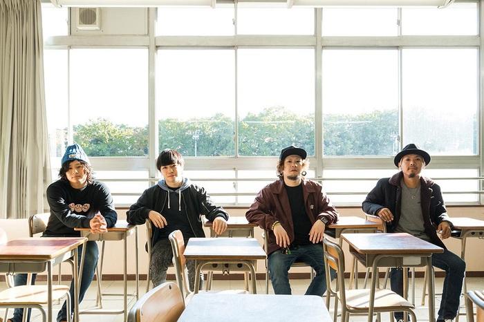宮崎県発の4人組 CATS EYE、来年2/7リリースの3rdミニ・アルバム『キョウダイゲンカ』より「その先へ」MV公開!