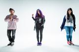 Dizzy Sunfist、1/24の2ndフル・アルバム『DREAMS NEVER END』リリースを控え、新アー写&バンド・ロゴ公開!