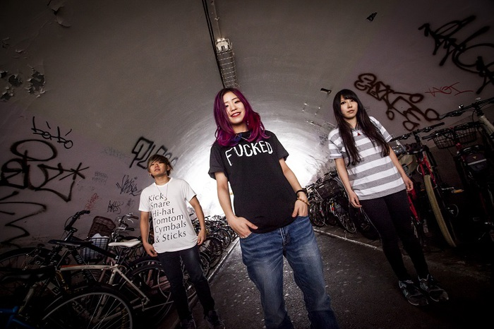 Dizzy Sunfist、来年1月より開催のレコ発全国ツアー・ゲスト第1弾にG4N、ヒスパニ、locofrank、NAMBA69、SHANKら決定!