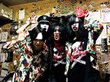 """THE SLUT BANKS×Droog×首振りDollsの混合悪巧みロックンロール・バンド""""地獄ヘルズ""""、ファースト・アルバムを3/14リリース決定!"""