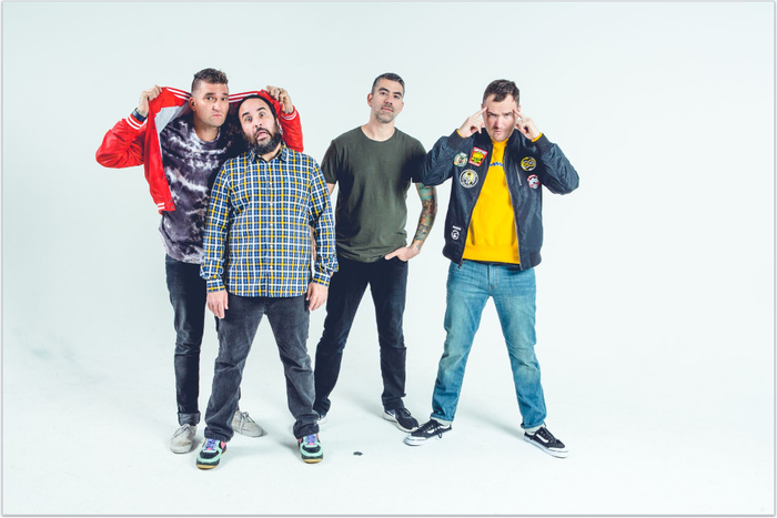 NEW FOUND GLORY、新曲「20 Years From Now」のMV公開!