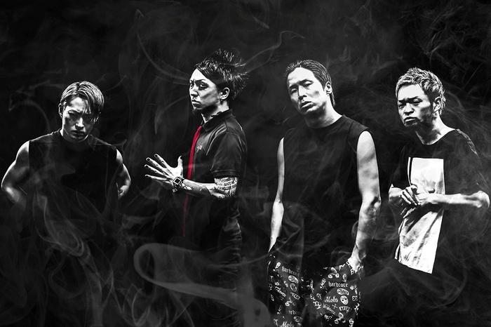 SiM、新曲「The Sound Of Breath」のMVティザー映像公開!MVフル版は12/8公開!
