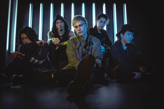 coldrain、日本武道館ワンマン公演直前企画として1/28に新横浜 NEW SIDE BEACH!!で開催のライヴ生配信&1/30にトーク生配信決定!
