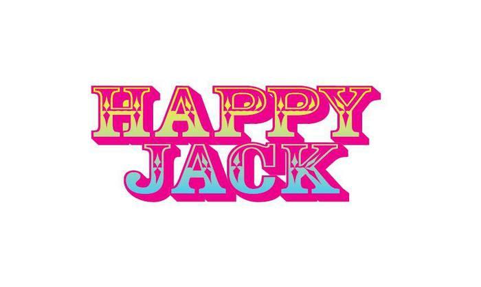 """ヒスパニ、ノクモン、FIVE NEW OLD、RED in BLUEら27組、熊本のサーキット・イベント""""HAPPY JACK 2018"""" 第2弾ラインナップ&日割り発表!"""