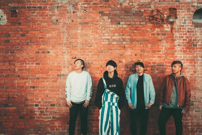 大阪発4人組ポップ・パンク・バンド AIRFLIP、ニュー・ミニ・アルバム『CLOVER VOICE』を引っ提げた全国ツアー開催決定!新ビジュアルも公開!
