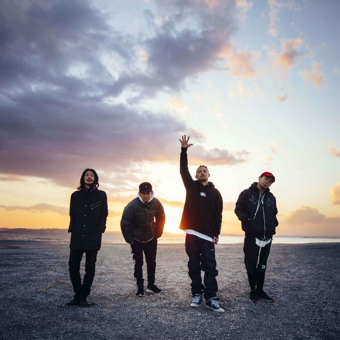 The BONEZ、5/9にニュー・アルバム『WOKE』リリース&先行レコ発ライヴ開催決定!