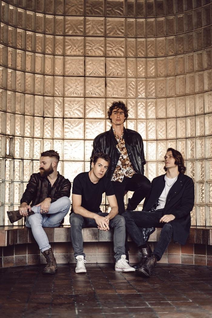4人組UKロック・バンド DON BROCO、ニュー・アルバム『Technology』より「Tightrope」音源公開!