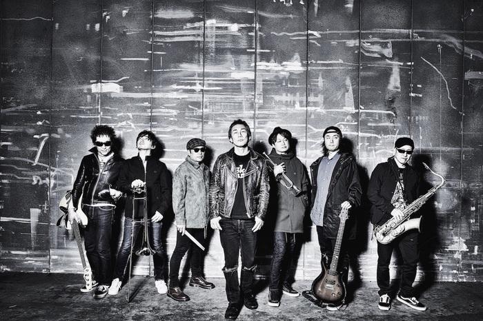 """KEMURI、3/17から開催のツアー""""KEMURI TOUR 2018【Ko-Ou-Doku-Mai】""""ゲスト第1弾発表!SECRET 7 LINE、SMORGASら決定!"""