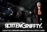 "ROTTENGRAFFTYの最新アルバム特設ページ公開!人生の中で生じた感情の断片を詰め込んだ4年8ヶ月ぶりのアルバムを2/28リリース!彼らが追い求める""光""とは――今作を徹底解説!"