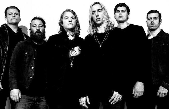 UNDEROATH、4/6に再結成後初となる8年ぶりニュー・アルバム『Erase Me』リリース発表!新曲「On My Teeth」MVも公開!