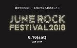 """6/16に初開催のオールナイト・イベント""""JUNE ROCK FESTIVAL""""、第2弾アーティストにReVision of Senceら6組決定!"""