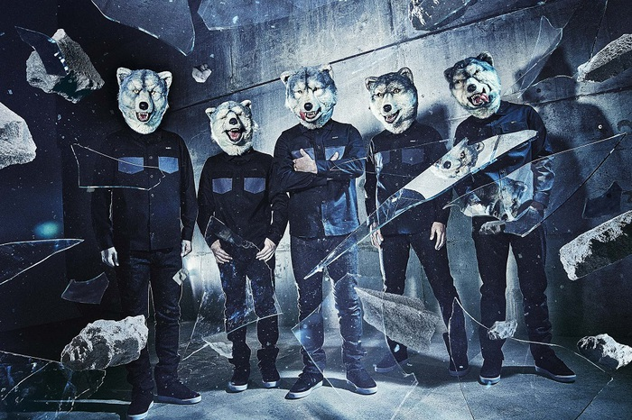 "MAN WITH A MISSION、4/18リリースのニュー・シングル詳細発表!収録曲「Winding Road」がTVアニメ""ゴールデンカムイ""OP曲に決定&購入者特典は""新生活応援シリーズ""!"