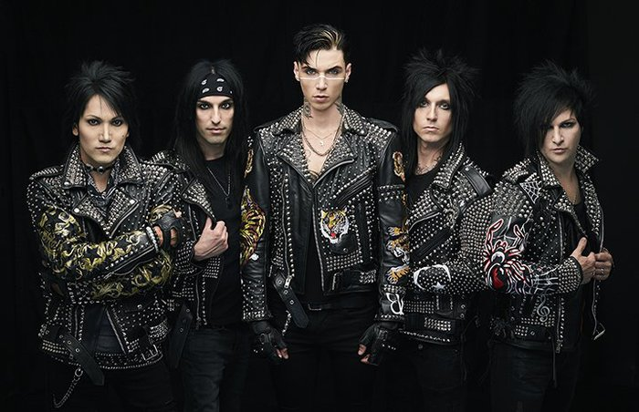 BLACK VEIL BRIDES、ニュー・アルバム『Vale』より「When They Call My Name」MV公開!