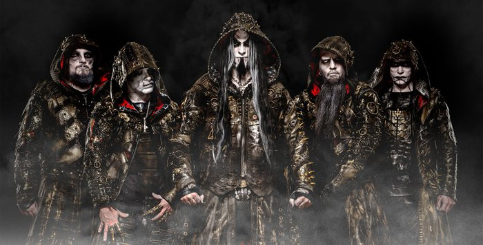 シンフォニック・ブラック・メタルの代表格 DIMMU BORGIR、5/4リリースの8年ぶりニュー・アルバム『Eonian』より「Council Of Wolves And Snakes」MV公開!