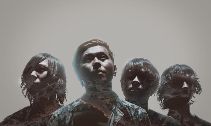 新世代ポスト・ハードコアの旗手 FOAD、4/25リリースのニュー・シングル表題曲「DIVE TO THE GROUND」MV公開!