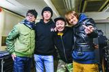 "Hi-STANDARD、写真展""SUNNY DAYS""詳細発表!渋谷で3日間限定プレミア・イベント開催も!"