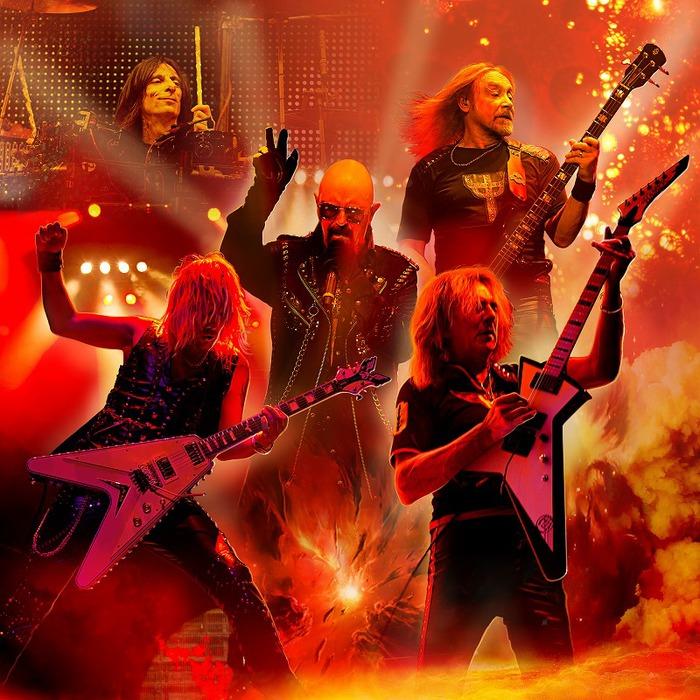 """あなたの名前がJUDAS PRIEST風ロゴに!ニュー・アルバム『Firepower』リリース記念しロゴ・メーカー""""Judas Priest Name Generator""""スタート!"""