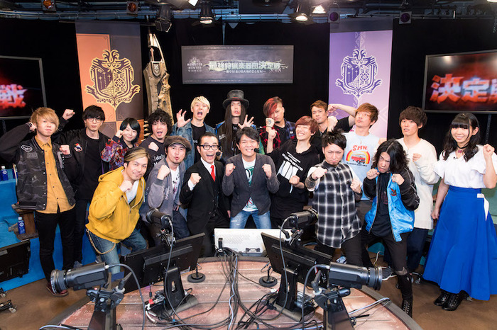 SiM、Dragon Ash、SPYAIR、coldrain、ロットンほかメンバー出演!モンハン好きミュージシャン集合の特別番組がスペシャTVにて放送決定!