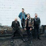 カナディアン・ロックの雄 THREE DAYS GRACE、3/9リリースのニュー・アルバム『Outsider』より「Right Left Wrong」リリック・ビデオ公開!