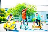 愛媛発の男女ツインVoメロディック・パンク・バンド LONGMAN、9/26リリースのミニ・アルバム『WALKING』ジャケ写&収録曲発表!早期予約特典DVDのティザー映像公開も!