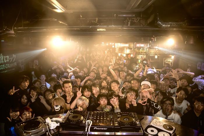 昨日開催の東京激ロックDJパーティー@渋谷THE GAMEは大盛況で終了!次回は5/12(土)ナイトタイム開催!事前予約も受付中!