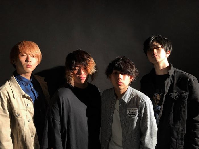 大阪を中心に活動する4ピース・バンド TWENTY DOLLAR$、4/25リリースのニューEP『Coming Back EP』より、リード曲「Coming Back」MV公開!