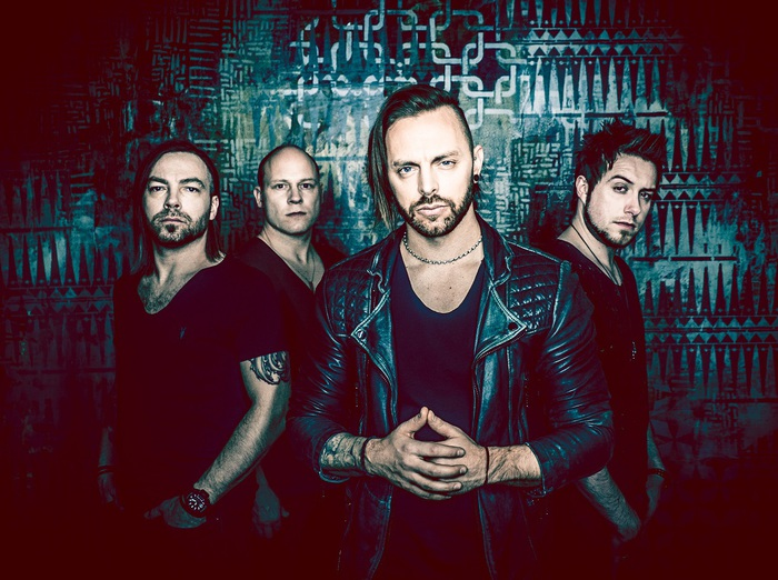 """SUMMER SONIC 2018""出演のBULLET FOR MY VALENTINE、6/29リリースのニュー・アルバム『Gravity』より新曲「Piece Of Me」音源公開!"