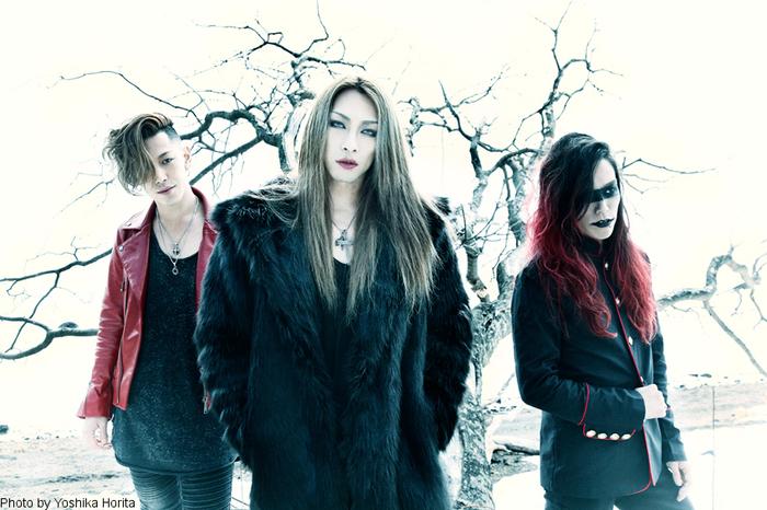 逆輸入3ピース・エクストリーム・メタル GYZE、6/13に初となるシングル『龍吟』リリース決定!ワンマン・ツアー開催も!