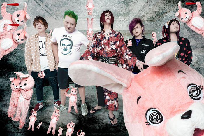 ヒステリックパニック、5/2リリースのニューEP 『666 (TRIPLE SICK'S)』収録曲最速OAの現場をLINE LIVEで生中継決定!新アー写公開&インストア・イベント開催も!