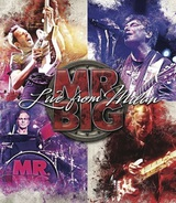 MR.BIG、Pat Torpey(Dr)追悼盤ライヴ作品『Live From Milan +Japan 2017 Official Bootleg』を7/4にリリース決定!