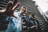 """Dragon AshのHIROKI(Gt)らによる新バンド""""ROS""""、本日4/18に2018年初となる作品『HARD LIKE STONE』配信限定リリース!"""