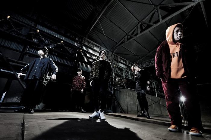 ROTTENGRAFFTY、ニュー・アルバム『PLAY』レコ発ツアー第3弾ゲストにHAWAIIAN6、サバプロ、MUCC、岡崎体育ら決定!