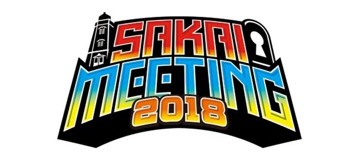 "GOOD4NOTHING × THE CHINA WIFE MOTORS共催イベント""SAKAI MEETING 2018""、最終アーティストにMAN WITH A MISSION、GARLICBOYS決定!"