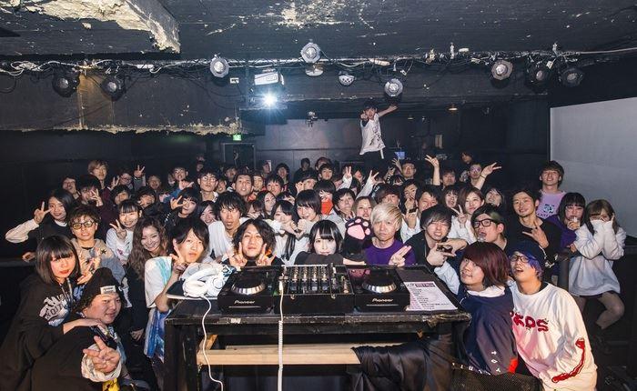 """2/25開催""""名古屋激ロックDJパーティー NEW BREED VOL.91""""、写真満載レポートを公開!"""