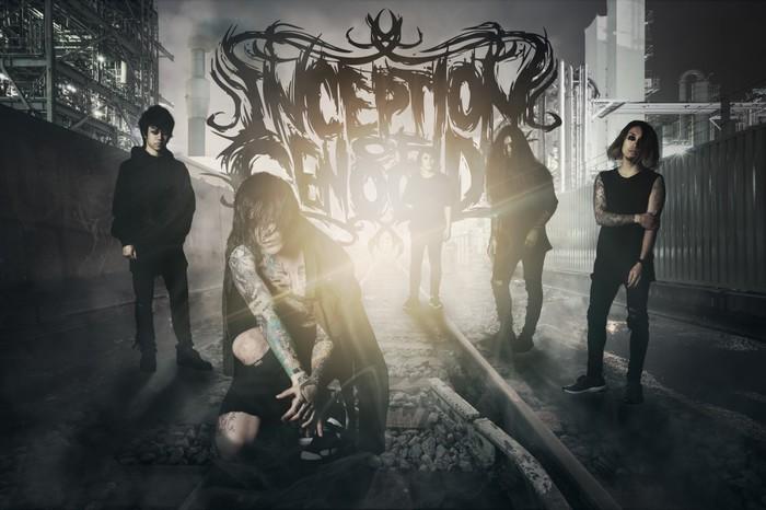 INCEPTION OF GENOCIDE、自らのバンド名を掲げた7/22の自主企画をもって活動休止を発表