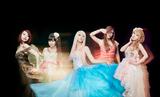 Aldious、5thアルバム『Radiant A』より今井美樹のカバー曲「PIECE OF MY WISH」フルMV公開!