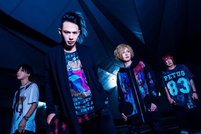 AllS、6/14開催の下北沢LIVEHOLIC 3周年記念イベントに出演決定!NoisyCell、NOTHING TO DECLARE、LOKAと共演!