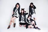 メタル系スクリーミング・アイドル Broken By The Scream、9/5に渋谷CLUB QUATTROにて再びバンド・セットでのワンマン・ライヴ開催決定!今夏フル・アルバムのリリースも!
