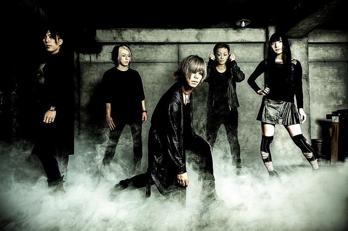BLOOD STAIN CHILD、6/13リリースのベスト・アルバム『THE LEGEND』より新曲「KAMUI-神威-」MV公開!