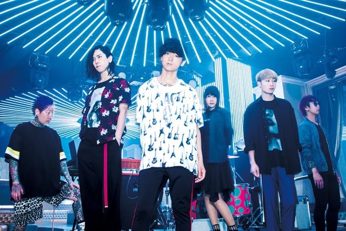 FABLED NUMBER、6/20リリースの1stシングル表題曲「I Bet My Life (or Death)」MV公開!