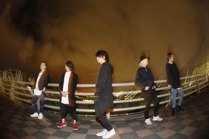 """JAWEYE、6/13リリースのニュー・ミニ・アルバム『epsilon』より""""氷上のワルツ""""を表現した「on the ice」MV&新アー写公開!"""
