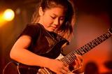 13歳のギター・ヒロイン Li-sa-X、FIFAアンセム「World Football Anthem」パフォーマンス映像公開&配信スタート!