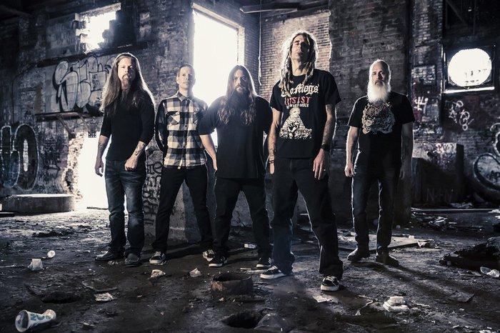 """LAMB OF GOD、活動初期の""""BURN THE PRIEST""""名義でリリースするカバー・アルバム『Legion: XX』よりBAD BRAINSカバー曲「I Against I」音源公開!"""