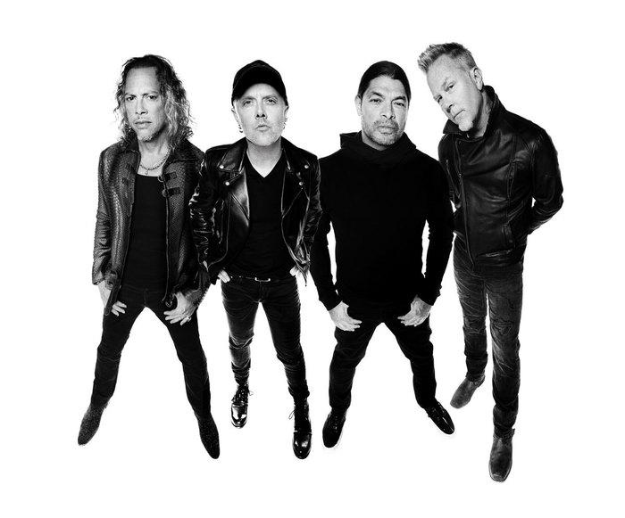 METALLICA、5/11フィンランド公演より「Dream No More」、「Creeping Death」ライヴ映像公開!
