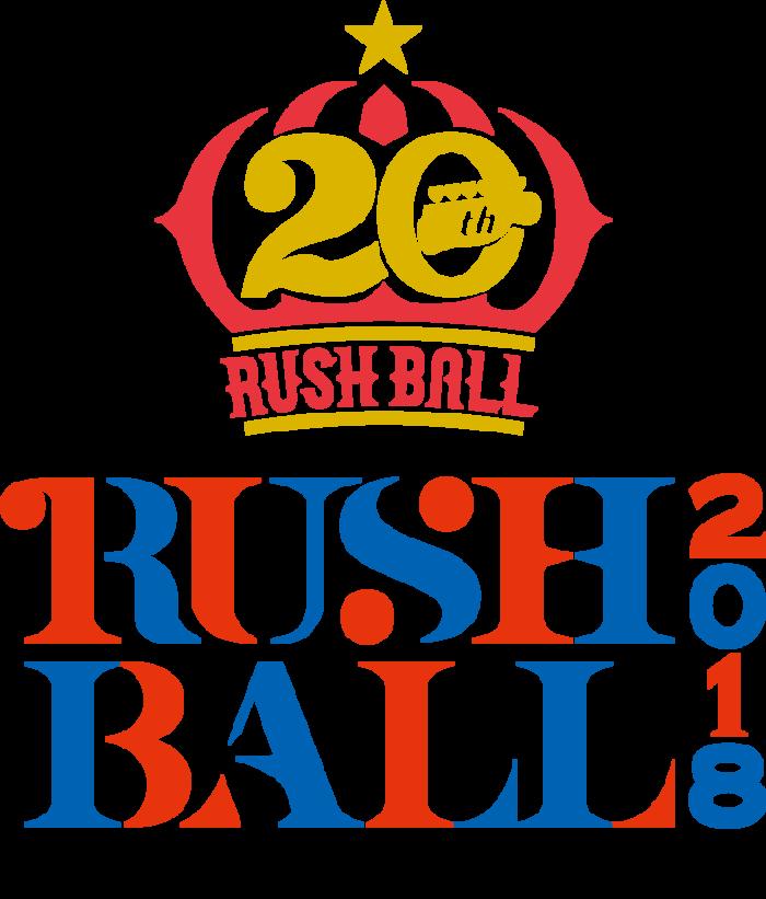 """初の3デイズ開催の""""RUSH BALL 2018""""、第1弾出演アーティストにDragon Ash、The BONEZ、POTSHOTら決定!"""