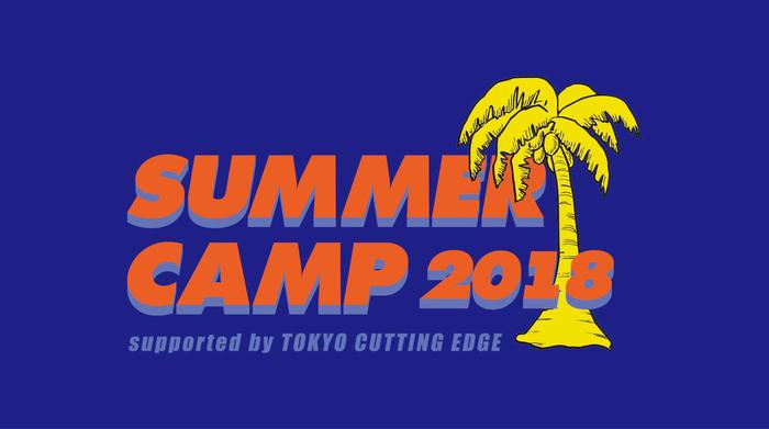 """ヘイスミ、dustbox、G4N、打首、HAWAIIAN6、Dizzy Sunfistら出演のパンク/ラウド系ロック・イベント""""SUMMER CAMP 2018""""、タイムテーブル公開!特別割引キャンペーンも!"""