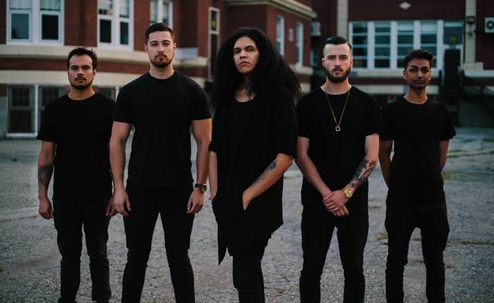 今月来日するカナダのDjent/プログレ・メタルコア・バンド THE AFTERIMAGE、5/18リリースのデビュー・フル・アルバム『Eve』より「Wrath」リリック・ビデオ公開!