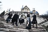 """ロック・ダンス・ユニット Q'ulleゆずきによる新プロジェクト""""YUZUKINGDOM""""、1stフル・アルバム『GENESIS』のアートワーク&ティザー映像公開!"""