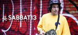 SABBAT13(サバトサーティーン)から袖のカット・オフがポイントのパーカー&スウェットやチェックシャツ、ソックスなどが一斉新入荷!