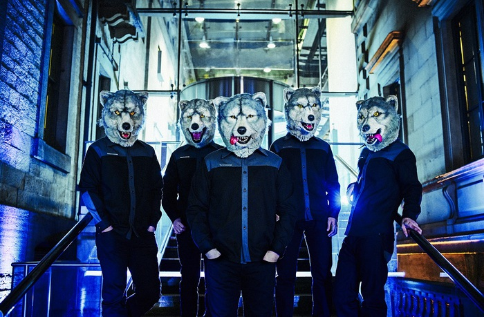 """MAN WITH A MISSION、6/8放送""""ミュージックステーション""""出演決定!"""